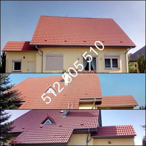 Czyszczenie dachówki w Gnieźnie