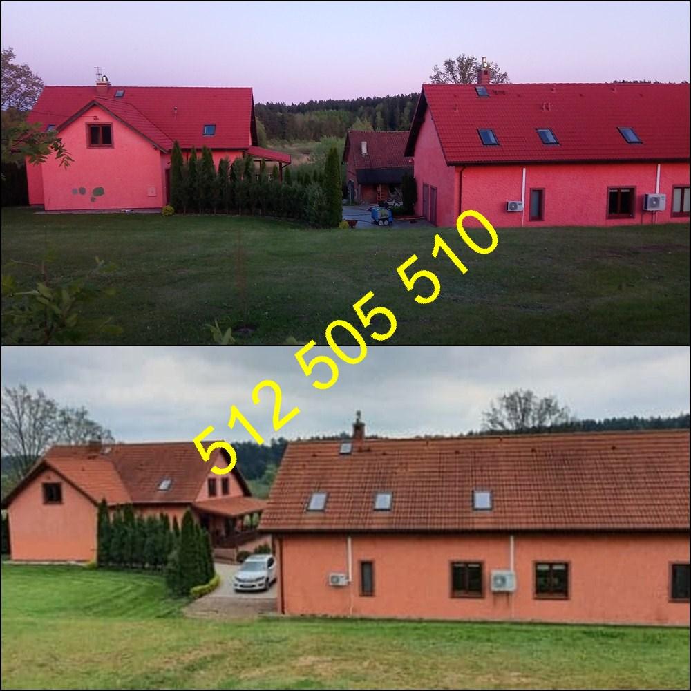 Mycie domów Olsztyn