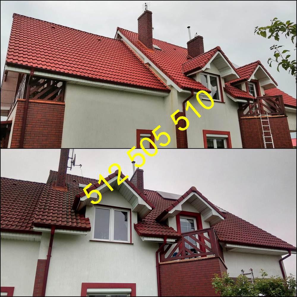 czyszczenie dachu opolskie