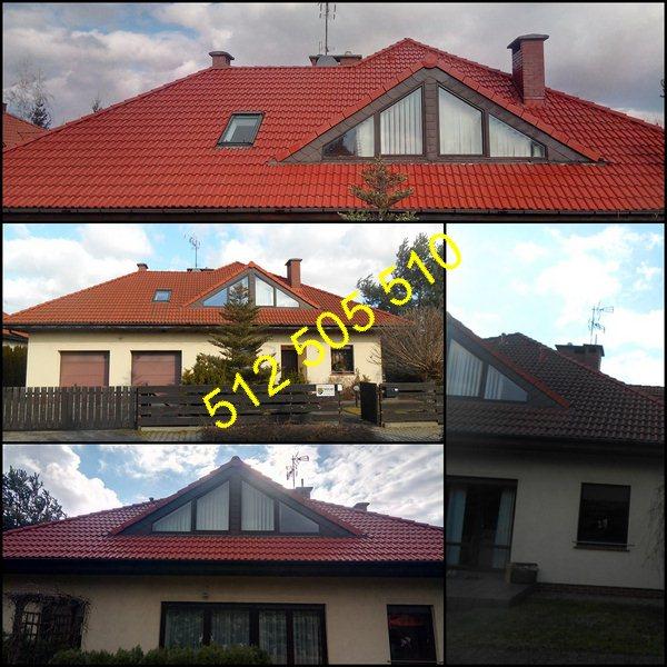 Czyszczenie dachów w Lublinie